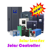 Solar off-grid Inverter and Charge controller