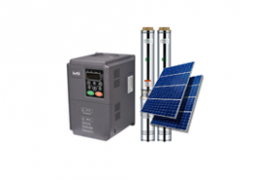 Solar Pump Inverter (Automatic LED) 0
